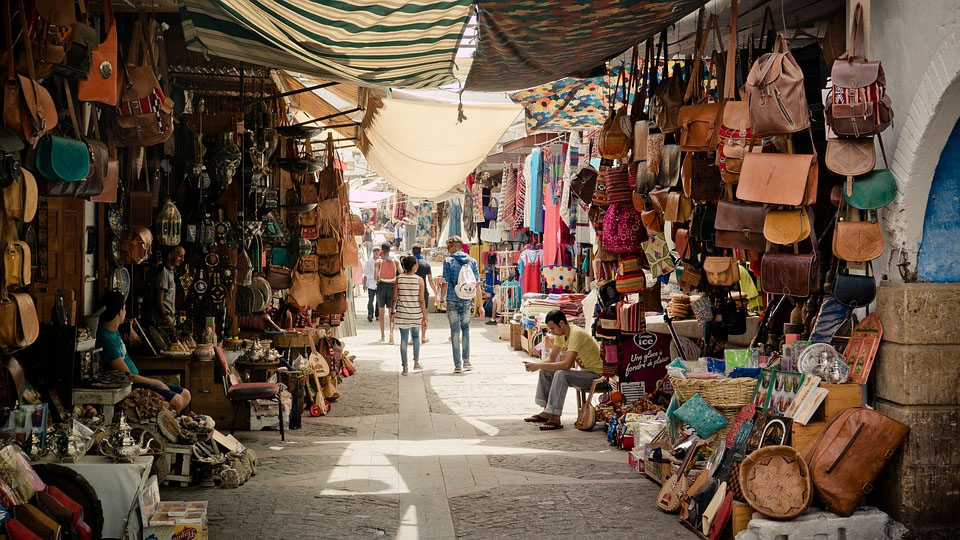 Bazaar Morocco