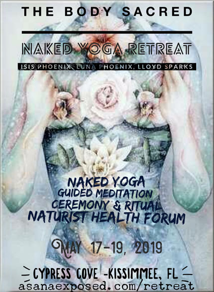 Cypress Cove Yoga Event