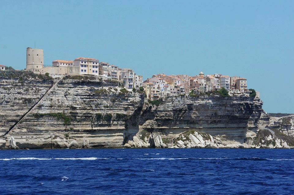 Bonoficio Corsica France