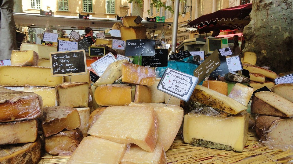 Provence Cheese Market