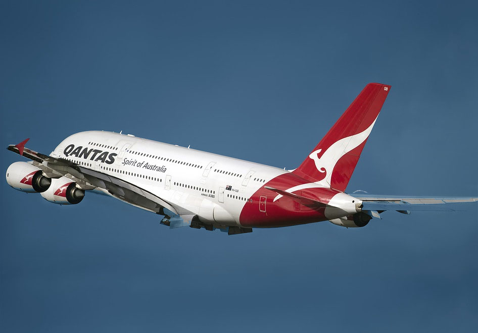 Qantas Airways Australia