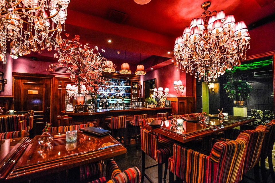 Amsterdam Fine Dining Restaurant