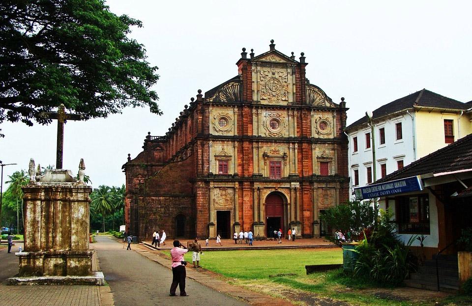 Goa Basilica Catholic Church