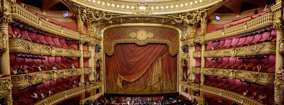 Palace Garnier Paris