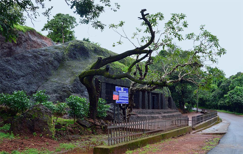 Goa Arvalem Cave