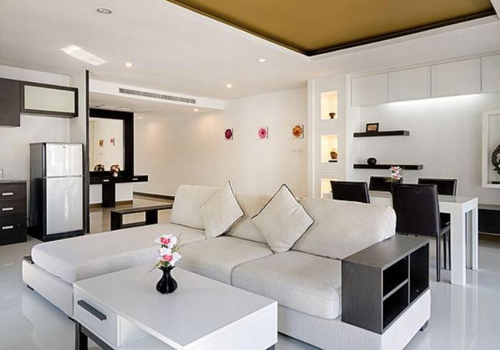 Oriental Beach Village Room