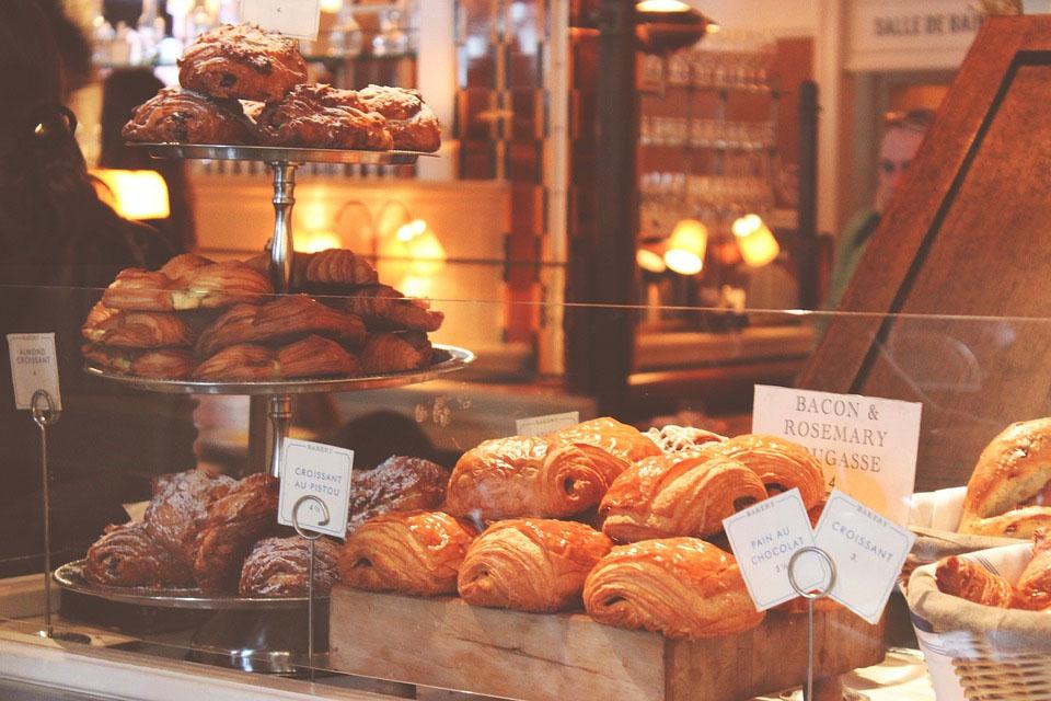Croissants Bakery