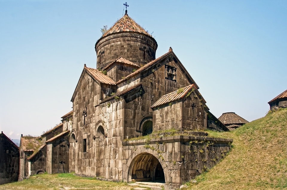 Armenia Haghpat Monastery
