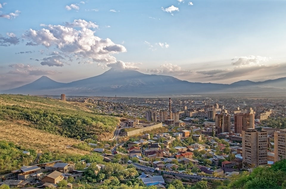 Armenia Yarevan City