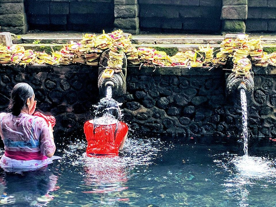 Bali Pura Tirta Empul Temple