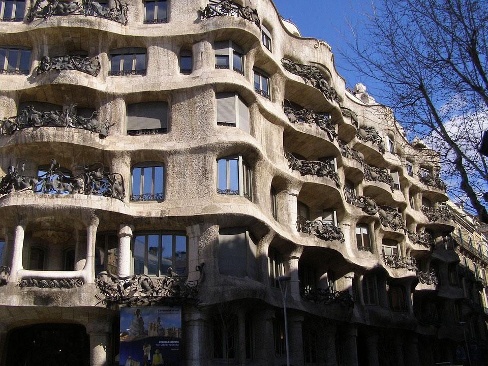 Gaudi Casa Milá