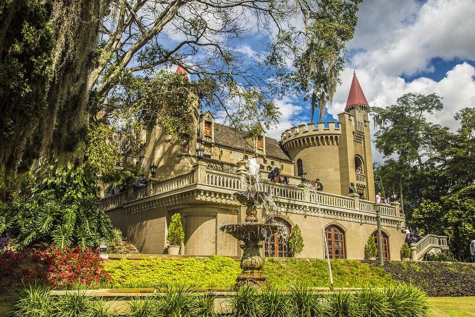 Columbia El Poblado Castle