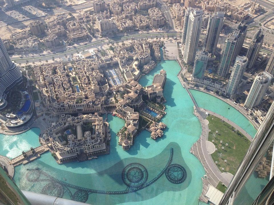 Dubai Mall UAE