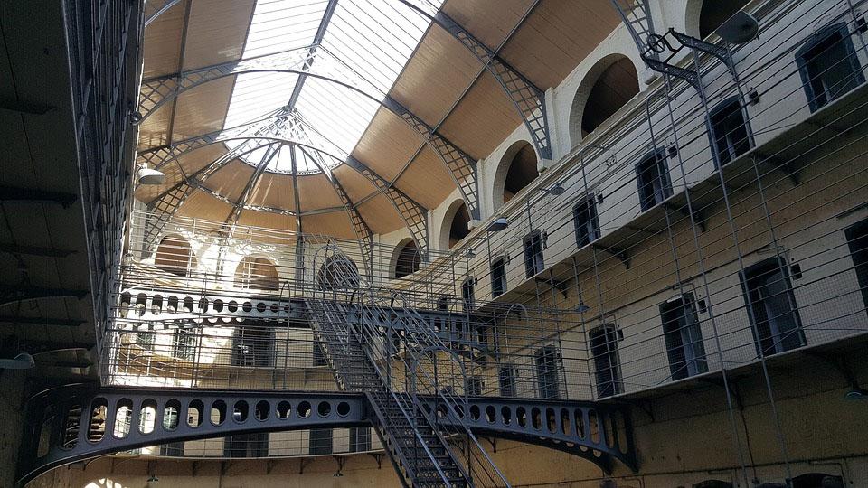 Dublin Kilmainham Gaol Prison