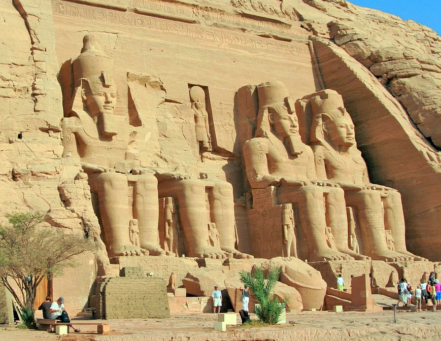 Egypt Abu Simbel Temple