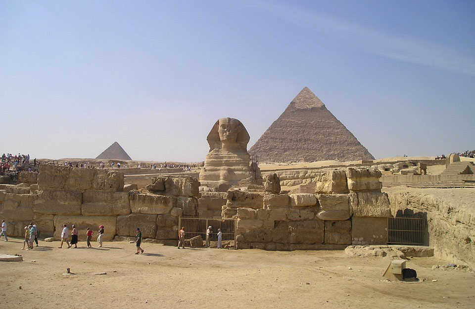 Egypt The Great Sphinx