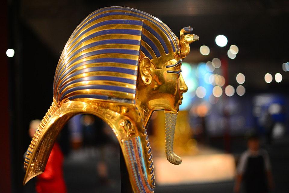 Eygpt Pharaoh Tutankhamen