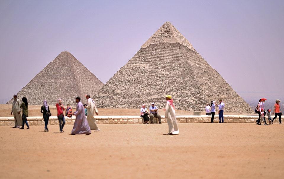 Eygpt Pyramids