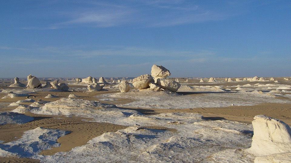 Eygpt White Desert
