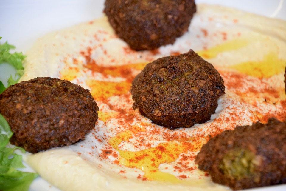 Falafel Food