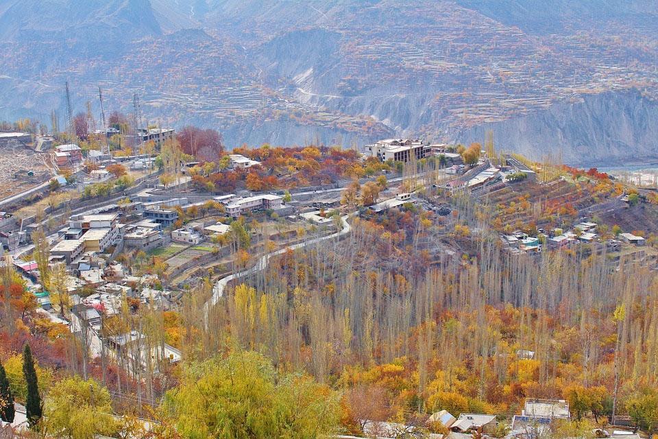 Pakistan Mountain Trekking
