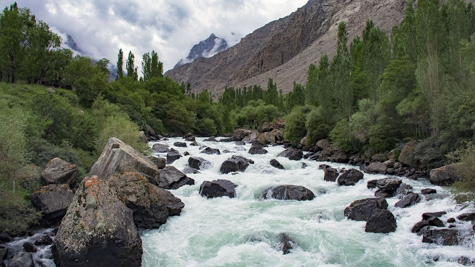 Pakistan Upper Kachora Skardu