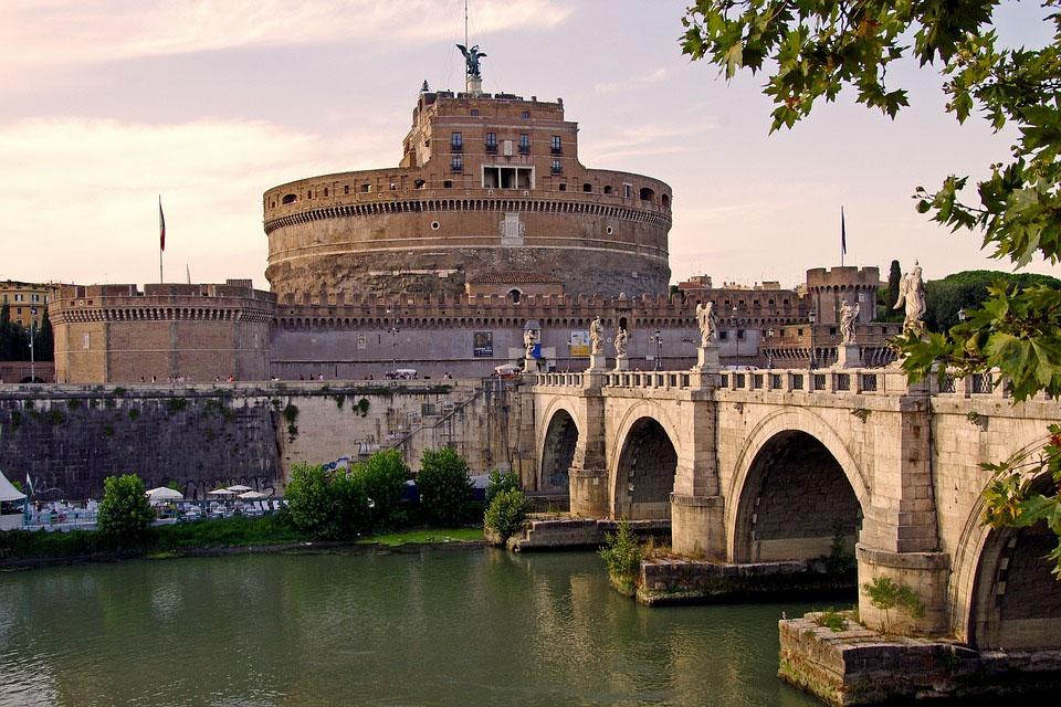 Rome Castel Sant Angelo