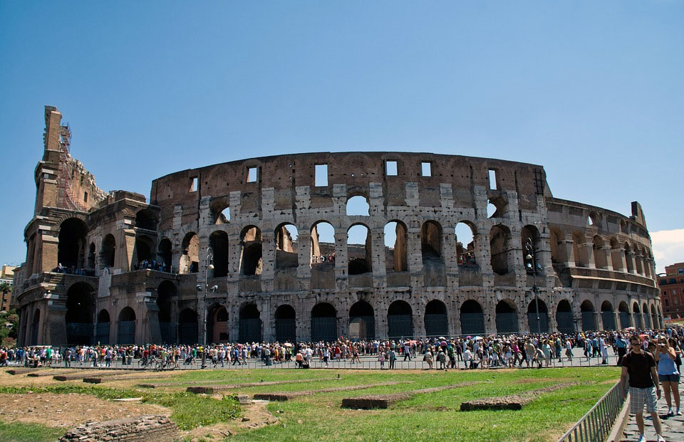 The Rome Colosseum