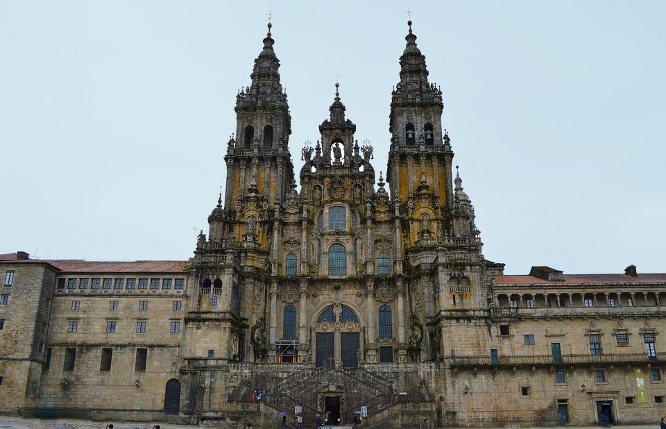 Spain Cathedral Santiago de Compostela