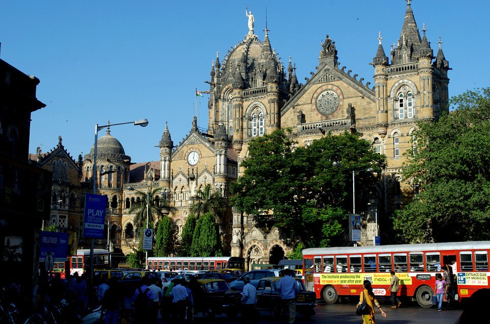 Victoria Station Mumbai India