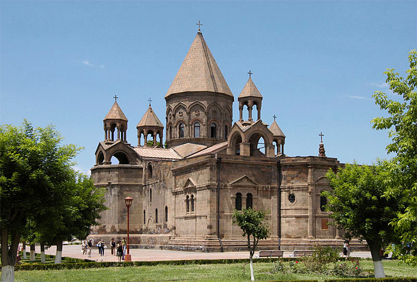 Armenia Echmiadzin Cathedaral