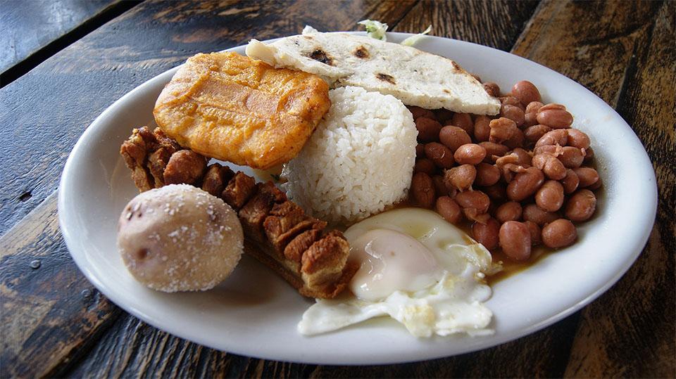 Columbia Cuisine