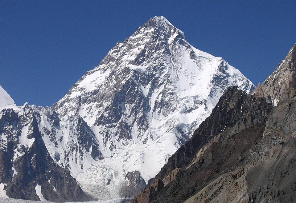 Pakistan K2 Mountain