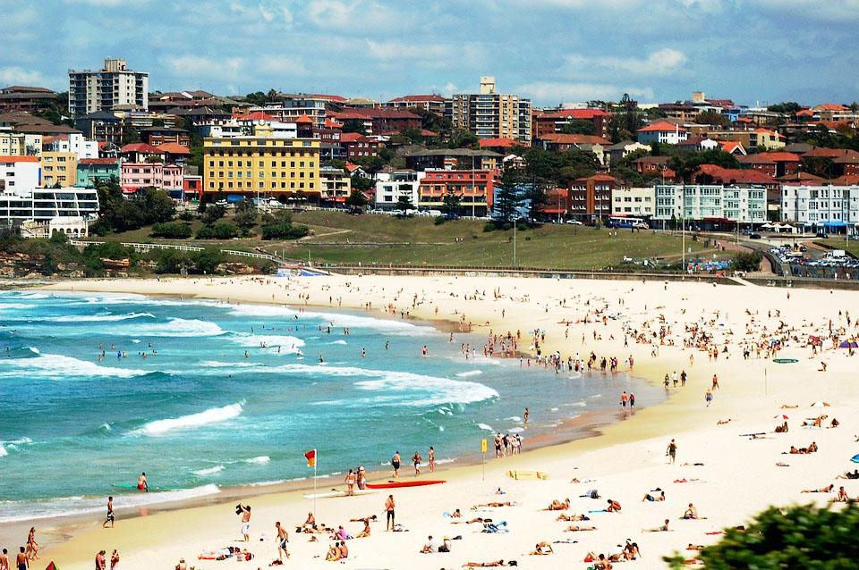 Australia Sydney Bondi Beach
