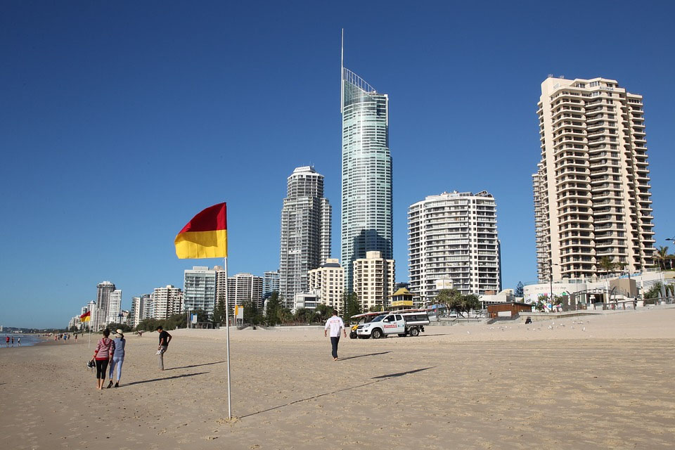 Australia Surfers Paradise