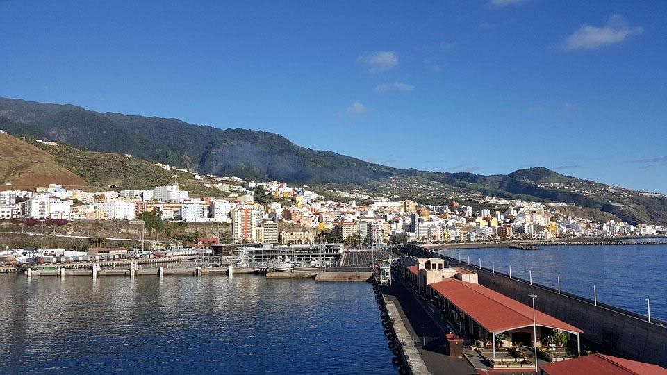 Canary Islands La Palma