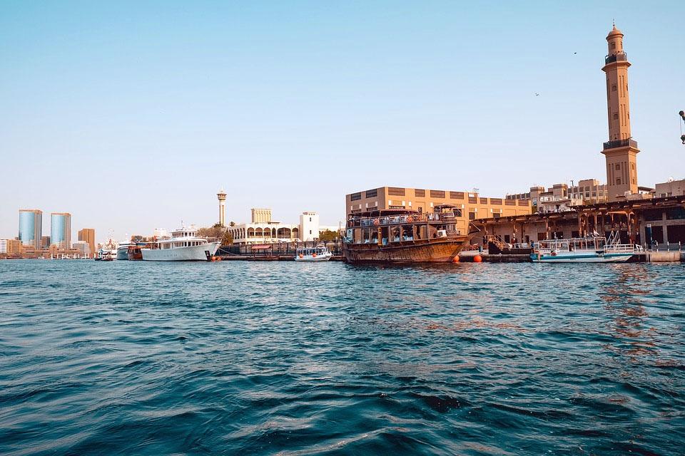 Dubai Dhow River Boats