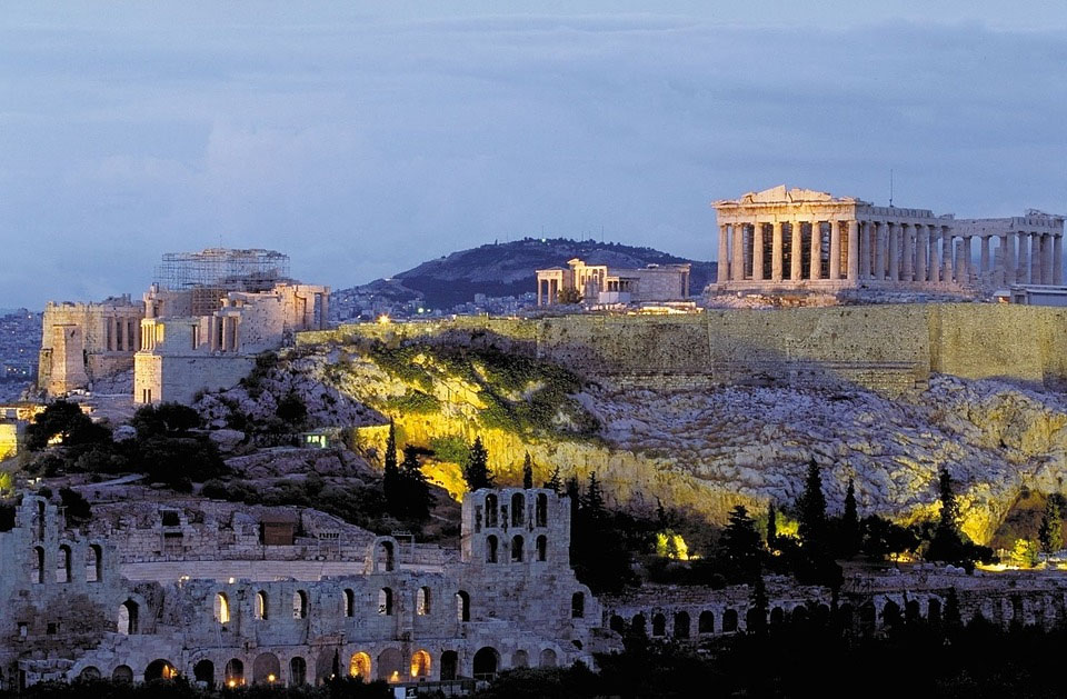Greece Acropolis Parthenon