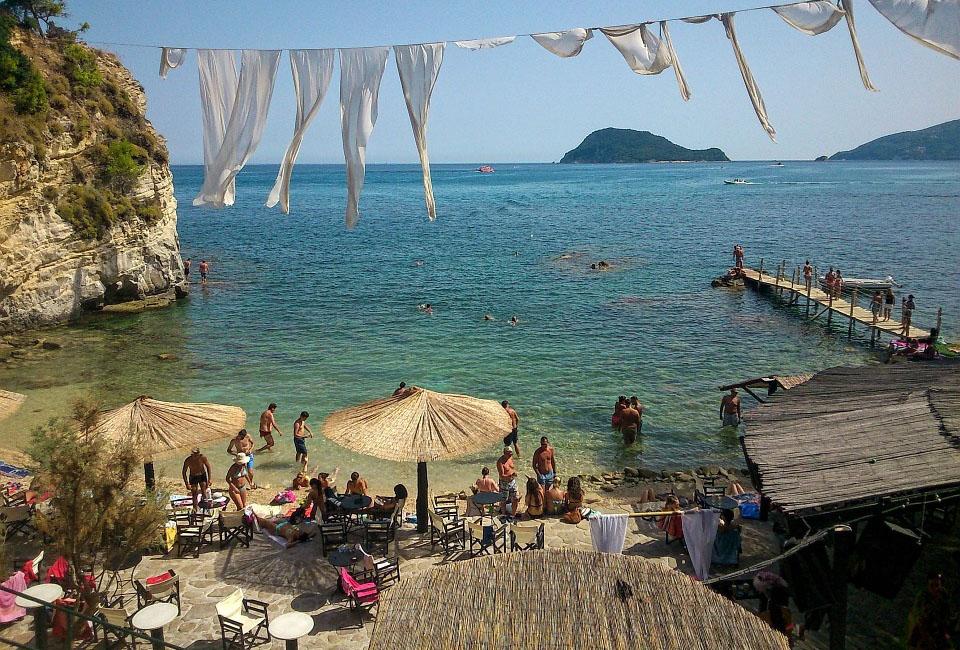 Greece Zakynthos Beach