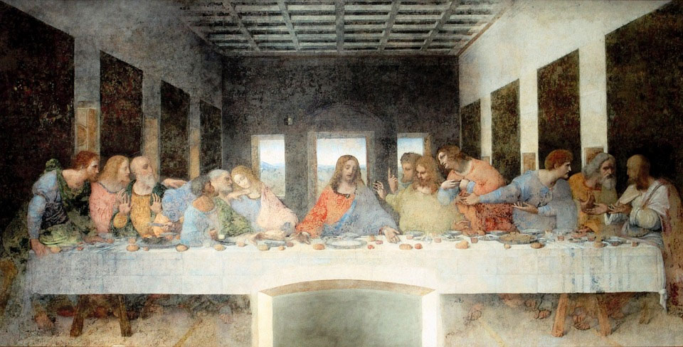 Italy Milan The- Last Supper
