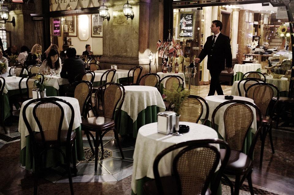 Milan Apertivo Restaurant