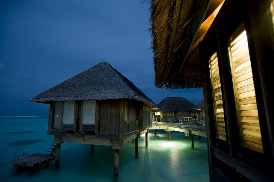 Maldives Overwater Bungalows