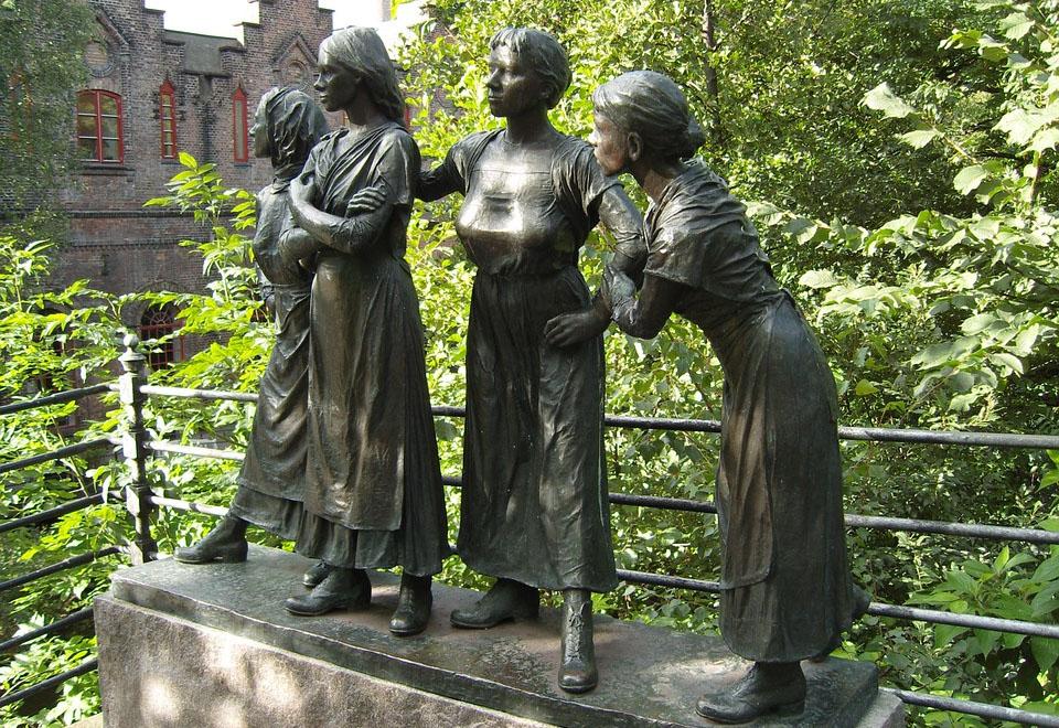 Oslo Norway Sculptures