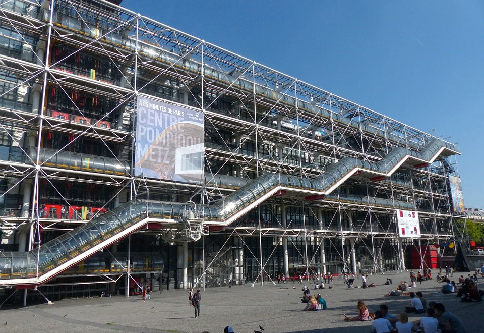 Paris Centre Pompidou