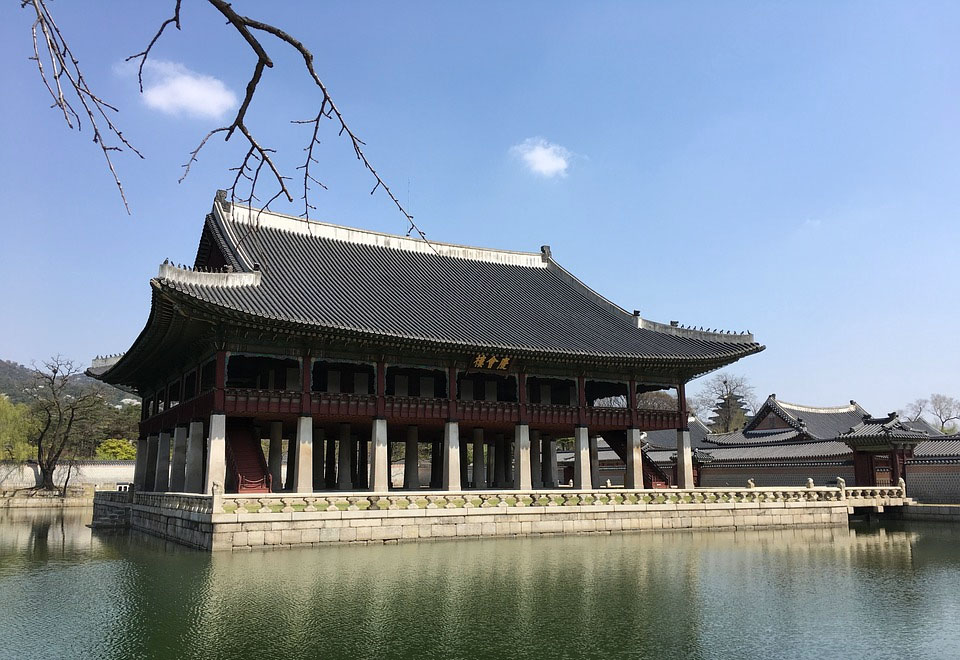 South Korea Gyeongbok Palace
