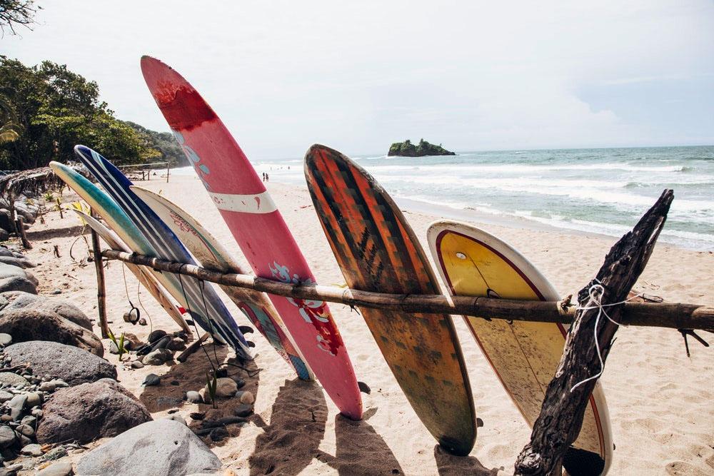 Playa Cocles Beach Costa Rica