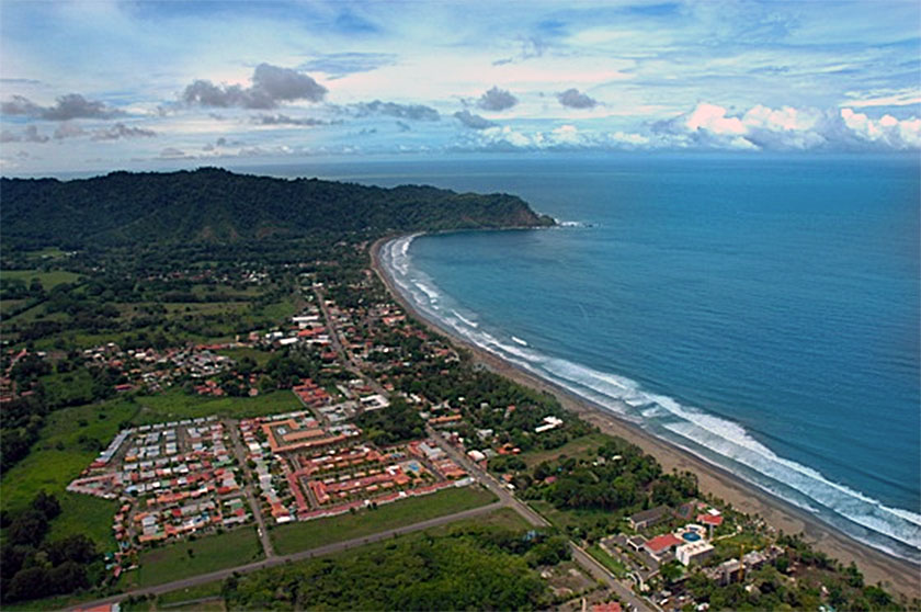 Costa Rica Jaco Beach