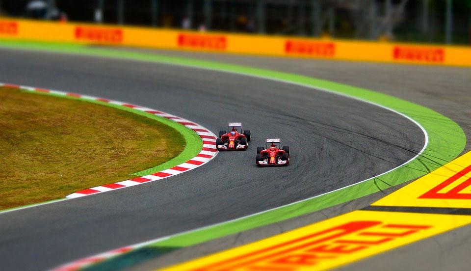 Formula 1 Spanish Gran Prix Barcelona