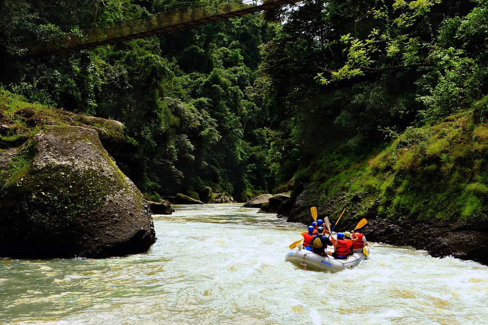 Costa Rica Pacuare River