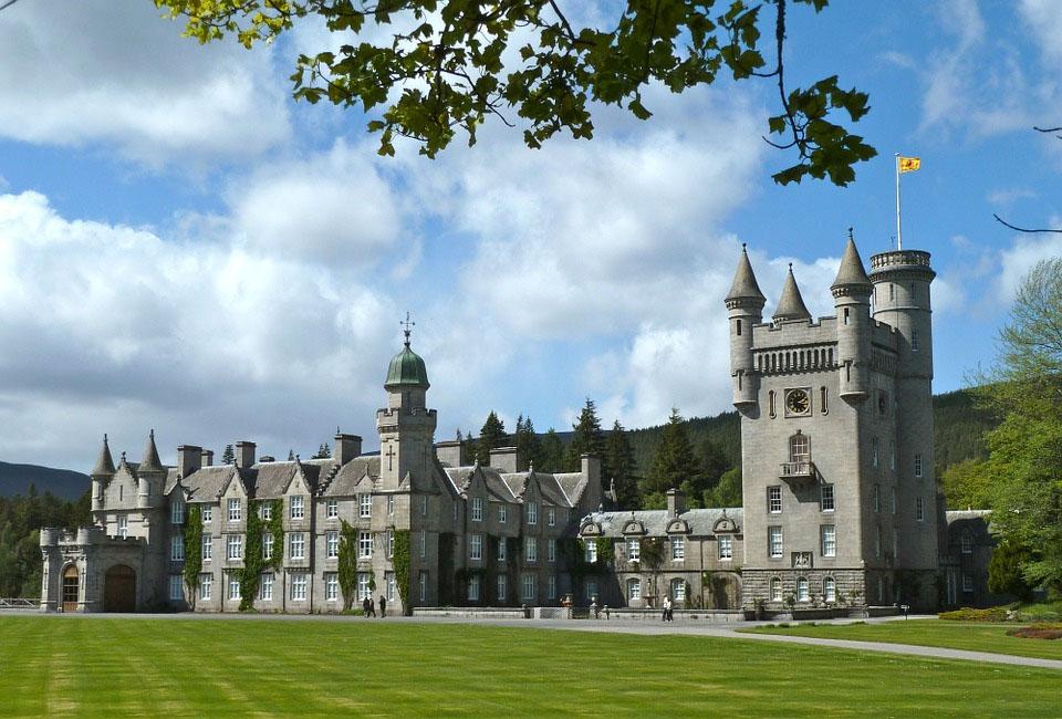 England Balmoral Castle